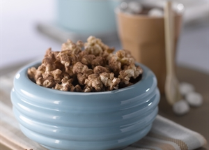 Cinnamon Chocolate Popcorn
