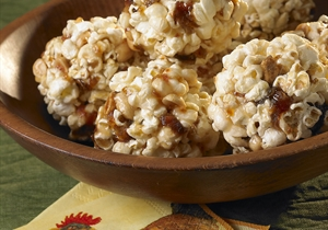 Country Cousin Popcorn Balls