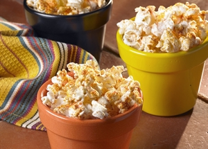 Nacho-Cheese Popcorn