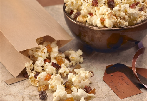 Nutty 'n' Natural Popcorn