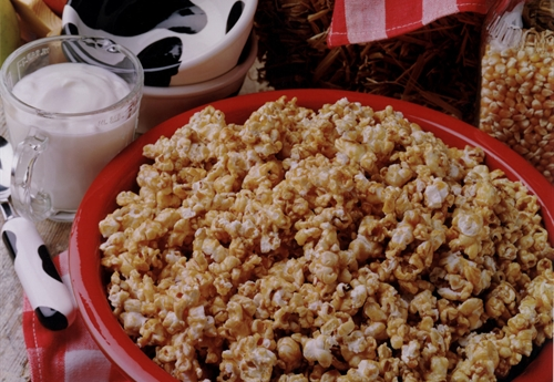 Yummy Yogurt Popcorn