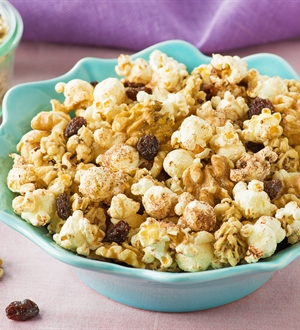 Oatmeal Raisin Cookie Corn