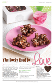 The Rocky Road to Love